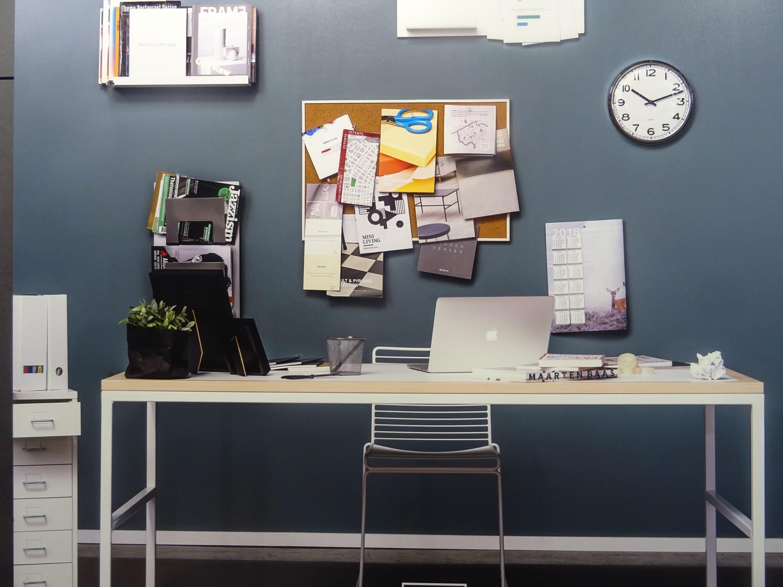 Mi casa no es mi oficina