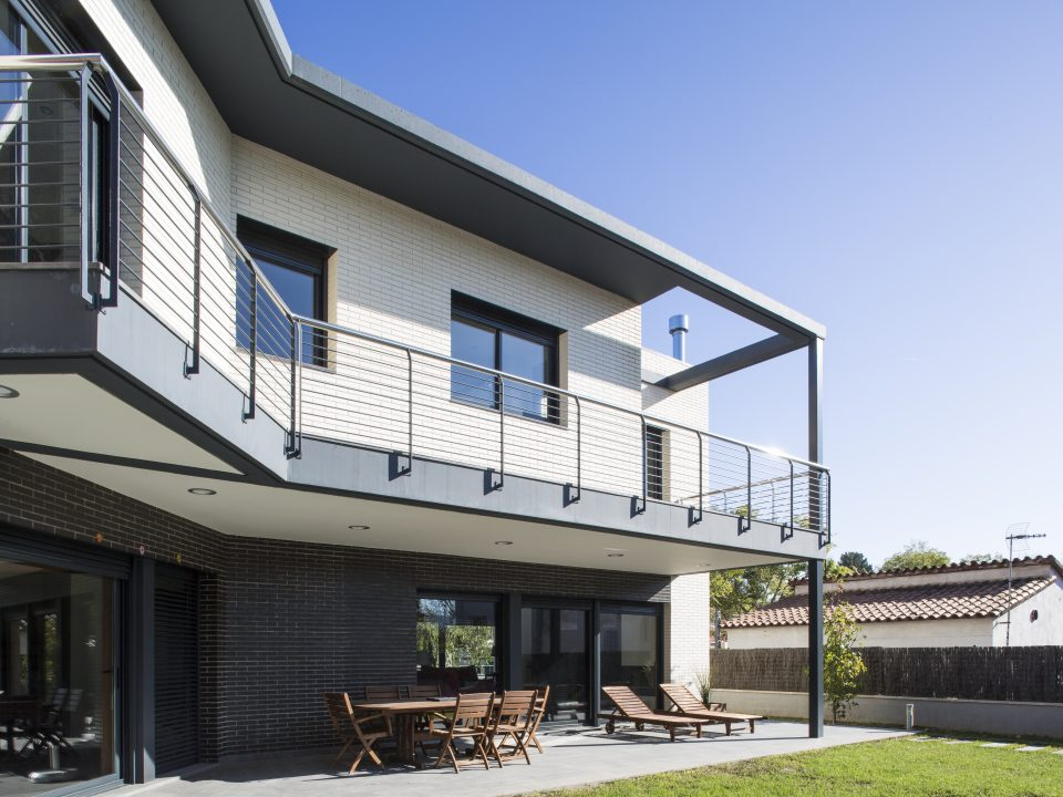 Punt Arquitectes - Vivienda unifamiliar en Sant Cugat