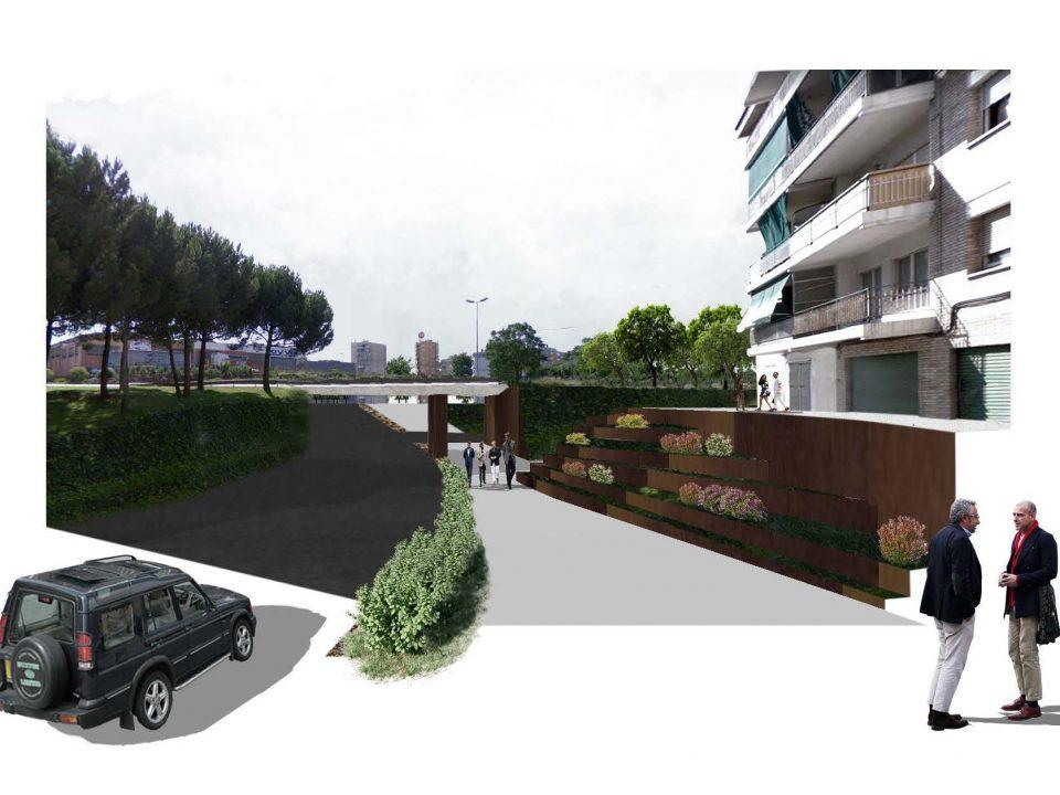 Urbanización Barrio del Rebato en Abrera