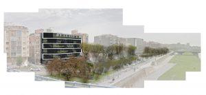 Punt Arquitectes Edificio Residencial en Santa Coloma