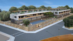 Punt Arquitectes Viviendas Adosadas en Montroig del Camp